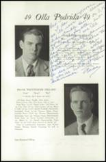 1949 Lawrenceville School Yearbook Page 134 & 135