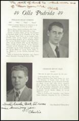1949 Lawrenceville School Yearbook Page 136 & 137