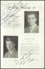 1949 Lawrenceville School Yearbook Page 140 & 141