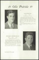 1949 Lawrenceville School Yearbook Page 142 & 143