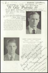 1949 Lawrenceville School Yearbook Page 144 & 145