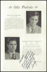1949 Lawrenceville School Yearbook Page 146 & 147