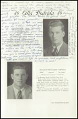 1949 Lawrenceville School Yearbook Page 152 & 153