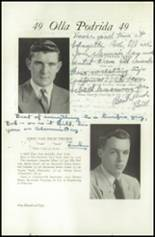 1949 Lawrenceville School Yearbook Page 154 & 155