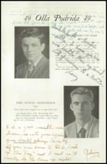 1949 Lawrenceville School Yearbook Page 156 & 157