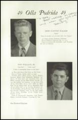 1949 Lawrenceville School Yearbook Page 158 & 159
