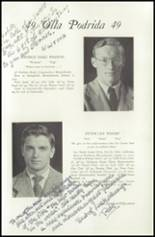 1949 Lawrenceville School Yearbook Page 160 & 161
