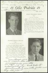1949 Lawrenceville School Yearbook Page 162 & 163