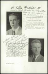 1949 Lawrenceville School Yearbook Page 164 & 165