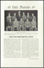 1949 Lawrenceville School Yearbook Page 168 & 169