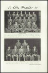 1949 Lawrenceville School Yearbook Page 176 & 177