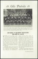 1949 Lawrenceville School Yearbook Page 216 & 217