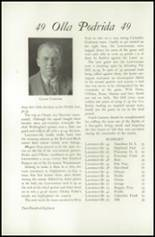 1949 Lawrenceville School Yearbook Page 222 & 223