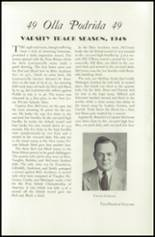 1949 Lawrenceville School Yearbook Page 244 & 245