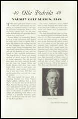 1949 Lawrenceville School Yearbook Page 248 & 249
