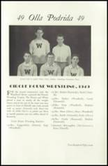 1949 Lawrenceville School Yearbook Page 260 & 261
