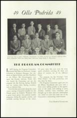 1949 Lawrenceville School Yearbook Page 274 & 275