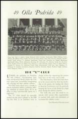 1949 Lawrenceville School Yearbook Page 280 & 281