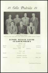 1949 Lawrenceville School Yearbook Page 302 & 303