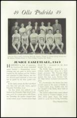 1949 Lawrenceville School Yearbook Page 312 & 313