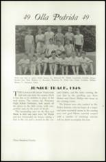1949 Lawrenceville School Yearbook Page 316 & 317