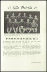 1949 Lawrenceville School Yearbook Page 318 & 319