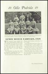 1949 Lawrenceville School Yearbook Page 322 & 323