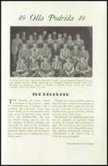 1949 Lawrenceville School Yearbook Page 324 & 325