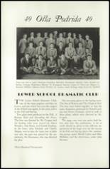 1949 Lawrenceville School Yearbook Page 326 & 327