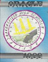 1988 Yearbook Bakersfield High School