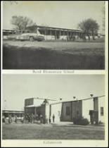 1959 Baird High School Yearbook Page 10 & 11