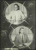 1959 Baird High School Yearbook Page 14 & 15