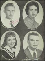 1959 Baird High School Yearbook Page 20 & 21