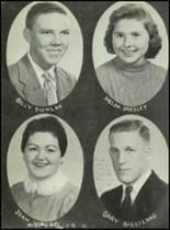 1959 Baird High School Yearbook Page 22 & 23