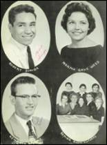 1959 Baird High School Yearbook Page 24 & 25
