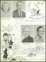 1959 Baird High School Yearbook Page 30 & 31