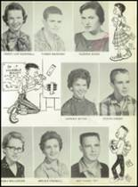1959 Baird High School Yearbook Page 32 & 33