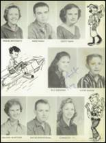 1959 Baird High School Yearbook Page 34 & 35
