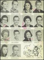 1959 Baird High School Yearbook Page 36 & 37