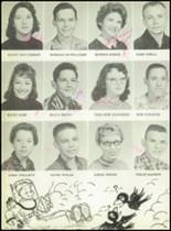 1959 Baird High School Yearbook Page 38 & 39