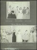 1959 Baird High School Yearbook Page 48 & 49