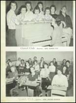 1959 Baird High School Yearbook Page 52 & 53