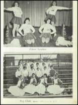 1959 Baird High School Yearbook Page 56 & 57