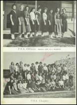 1959 Baird High School Yearbook Page 58 & 59