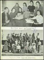 1959 Baird High School Yearbook Page 60 & 61