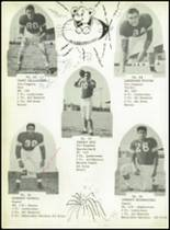 1959 Baird High School Yearbook Page 64 & 65