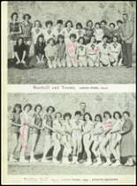 1959 Baird High School Yearbook Page 78 & 79