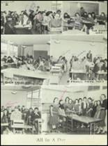 1959 Baird High School Yearbook Page 82 & 83
