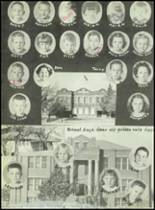 1959 Baird High School Yearbook Page 84 & 85