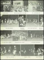1959 Baird High School Yearbook Page 86 & 87